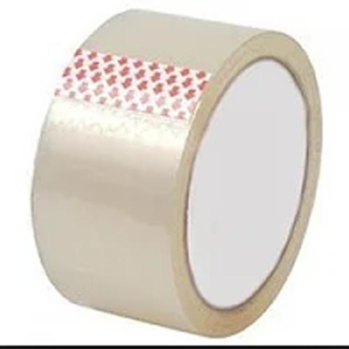 скотч упаковочный прозрачный 48 мм × 66 м. x 40 мкм