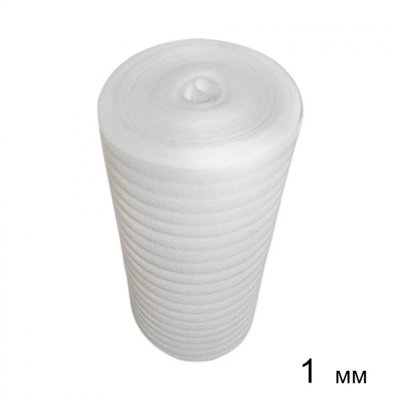 вспененный полиэтилен 1 мм