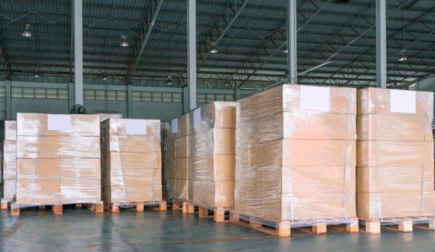 упаковка и хранения товаров на складе